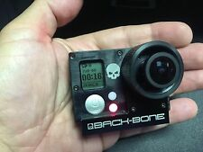 GOPRO HERO 3+BLACK RIBCAGE BACKBONE PHOTO VIDEO CAMERA CAMCORDER 4K HD RageCams