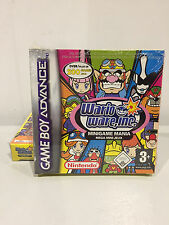 WarioWare Inc.: Mega Microgames! Sealed GBA Nintendo Gameboy Advance NEW