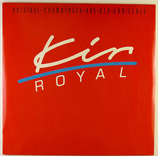 "12"" LP - Konstantin Wecker - Kir Royal  - B2570 - Soundtrack - washed & cleaned"