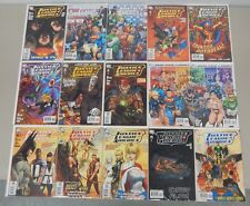 DC JUSTICE LEAGUE OF AMERICA #0-12 (With #1 & 7 Variants) First Prints Comic Run
