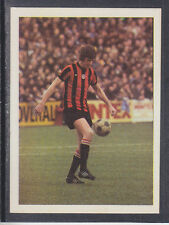 Panini Top Sellers - Football 77 - # 162 Tommy Booth - Manchester City