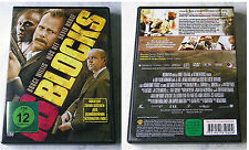 16 Blocks - Bruce Willis .. 2006 Warner DVD TOP