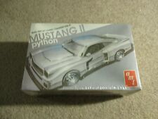 Vintage AMT Ford Mustang II 2 Python T223 1/25 Scale Model Kit MISB Sealed