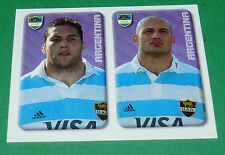 N°183 ARGENTINA UAR MERLIN IRB RUGBY WORLD CUP 1999 PANINI COUPE MONDE
