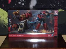 Transformers Autobot Intel Ops Platinum Edition Blaster Perceptor Re-Issue NEW