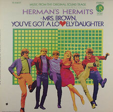"""12"""" LP - Herman's Hermits - Mrs. Brown, You've Got A Lovely Daughter - k2713"""