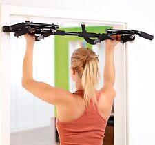 Multifunktions-Fitnessgerät Klimmzugstange für den Türrahmen und Boden Dips