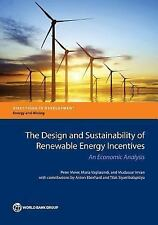 DESIGN AND SUSTAINABILITY OF RENEWABLE ENERGY INCENTIVES - NEW PAPERBACK BOOK