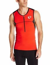 Pearl Izumi ELITE In-R-Cool® Tri Jersey - UPF 50+, Sleeveless - Men's Small