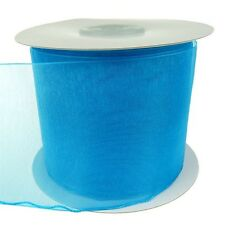 Pull Bow Sheer Organza Ribbon, 25-yard