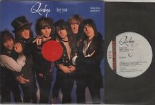 "QUIREBOYS Hey You  7"" Fold Out Sleeve, Orig 1990 Ltd Edition, B/W Sex Party, Rg"