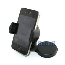 UNIVERSAL WINDOW SUCTION MOUNT WINDSHIELD CAR HOLDER DOCK for Mobile Cell Pho MA