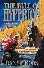 The Fall of Hyperion (Hyperion Cantos), Simmons, Dan, Acceptable Book