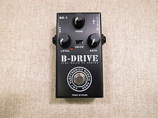 AMT Electronics B-Drive Bogner Distortion Pedal MINT! Just Opened!