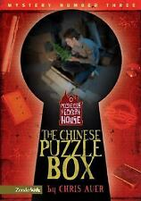 The Chinese Puzzle Box (2:52 / Mysteries of Eckert House)-ExLibrary