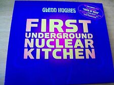 GLENN HUGHES FIRST UNDERGROUND NUCLEAR KITCHEN  CD MINT- BONUS VIDEO