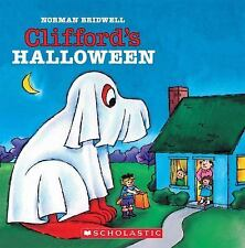 Acc, Clifford's Halloween, Norman Bridwell, 0590442872, Book