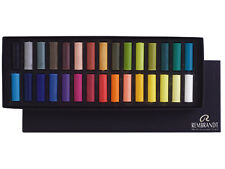 Rembrandt Soft Artists Pastels Set Of 30 half Lenght -  General Selection