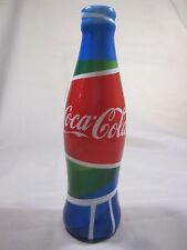 RARE COKE COCA COLA VANCOUVER OLYMPICS TORCH BOTTLE LIMITED LIGHTS GLOW EUC