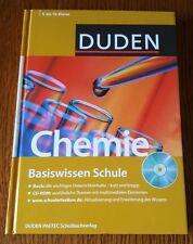 Duden Chemie Basiswissen Schule 5. bis 10 Klasse