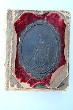 Fotoalbum, Porträt und Kinder - Pfalz und USA, um 1870