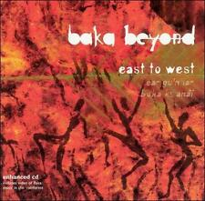 Baka Beyond East to West New CD