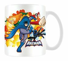 Batman - The Bold and The Brave Explosion Mug Keramik Tasse PYRAMID POSTERS