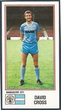 PANINI FOOTBALL 83-#161-MANCHESTER CITY-WEST HAM-WBA-COVENTRY-DAVID CROSS