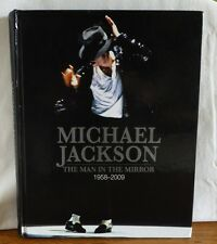 Michael Jackson: Man in the Mirror: 1958-2009 by Tim Hill (2009, Hardcover Book)