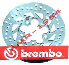 DISCO BREMSE HINTEN BREMBO KYMKO GRAN DINK 125 150 250 WIE 200 YUP 68B40724