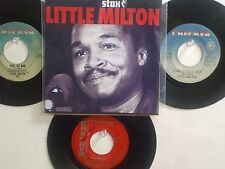 LOT OF 4  'LITTLE MILTON' HIT 45's+1P(Copy)[What Kind Of Love Is This] THE 60's!
