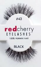 Red Cherry False Lashes #43 *AUTHENTIC* BRAND NEW 100% Human Hair!TRUSTED SELLER