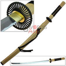 Sugoi Steel Ronin Sword Tengu Battle Ready 1060 High Carbon Katana 47 Functional