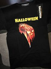 Halloween (Michael Myers) Horror Film Movie Official T shirt Size: Medium BNWT