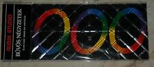 Original Rubik Studio 8 Panel Magic Rings Puzzle Hungary Hungarian Rubik's