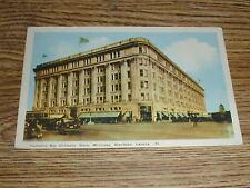 The Hudson Bay Company Store, Winnipeg, Manitoba Canada Postcard