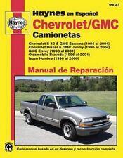 Haynes Manuals Ser.: Chevrolet y GMC Camionetas Manual de Reparacion by Rob Madd