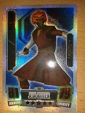 Force Attax Star Wars Serie 2 Nr.233 Plo Koon Force Meister Sammelkarte