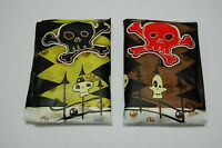 NBX  Nightmare before Christmas goth skull tissues very Rare