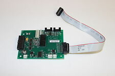 EXABYTE 1000842-B02 OPERATOR PANEL BOARD WITH LCD EXABYTE 430 TAPE LIBRARY