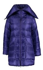 Pleats Please Issey Miyake Lightweight Quilted-down Padded Coat UK 12