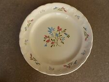 """Spring Meadow 10.5"""" DINNER PLATE  Stoneware"""