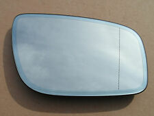 MERCEDES E 211 WING DOOR MIRROR GLASS ANTI GLARE AUTO DIMMING DRIVER Right O/S R