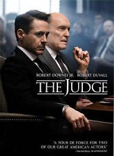The Judge DVD, 2015, WIDESCREEN) GOOD SHAPE / FREE SHIPPING