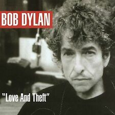 BOB DYLAN 'LOVE & THEFT' BRAND NEW SEALED RE-ISSUE DOUBLE LP ON 180 GRAM VINYL