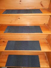 "13 STEP Indoor  Stair Treads Staircase 8"" x 24"" Rug Carpet"