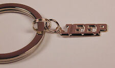 Key Ring with Sterling Silver Jeep Name Charm Free Shipping
