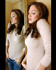 ANGELINA JOLIE 8X10 PHOTO PICTURE HOT SEXY CANDID 17