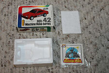 Machine Robo MR-42 Tail-Pipe Tailpipe GoBot Go Bot Rare BOX ONLY Bandai Tonka