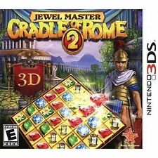 Cradle of Rome 2 - Nintendo 3DS, (3DS)